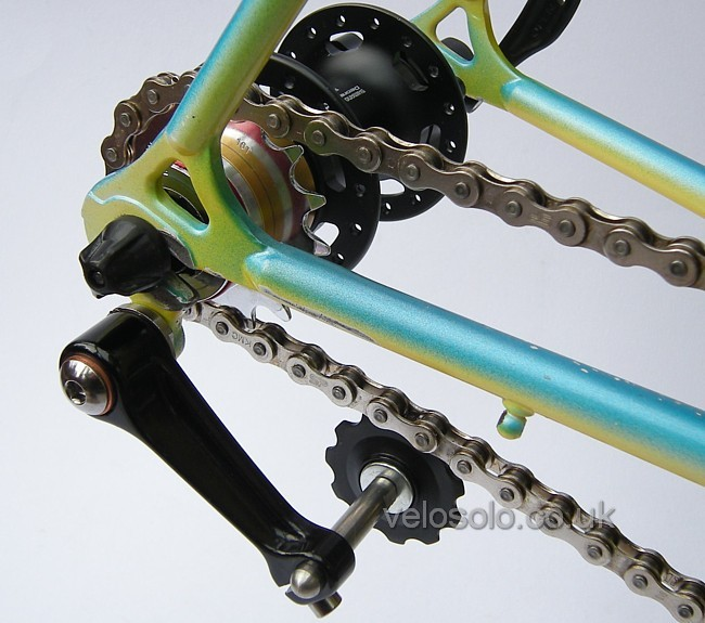 singlespeed tensioner